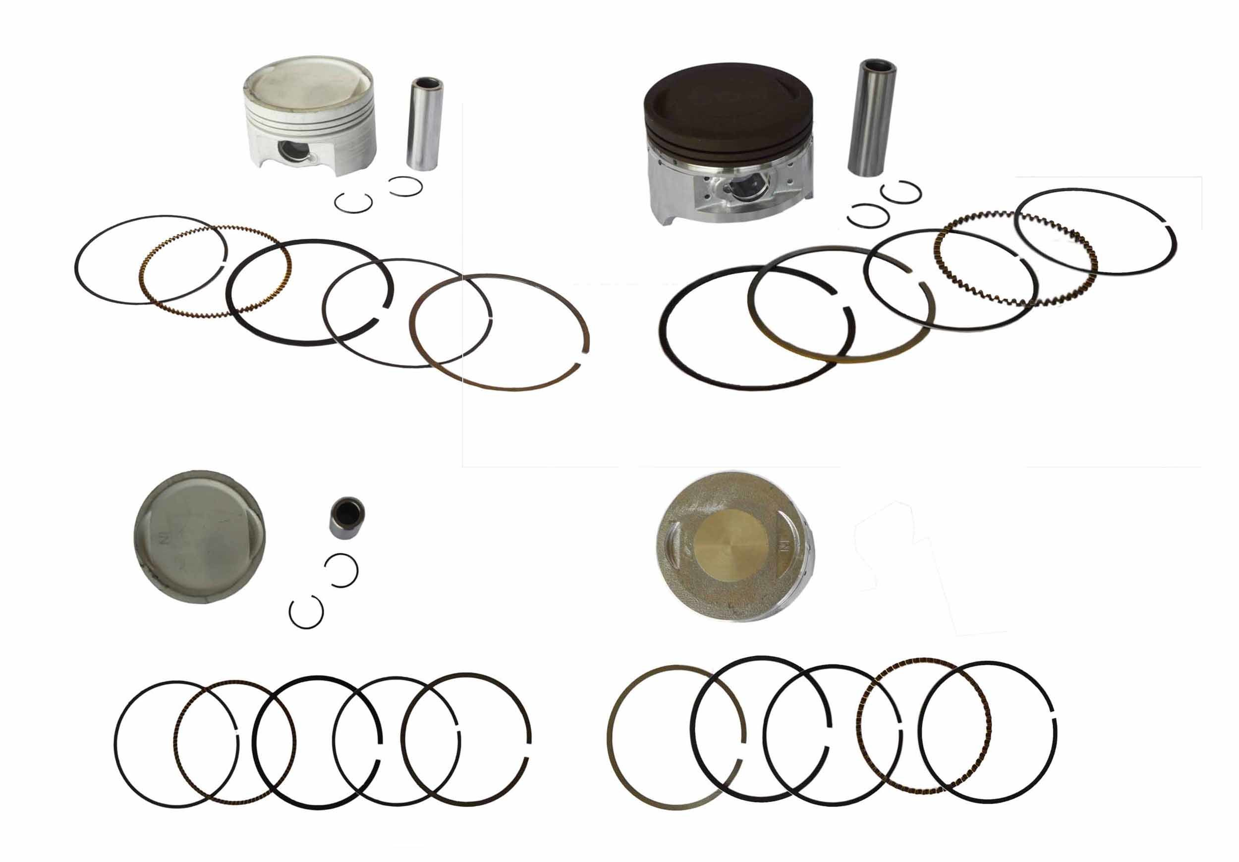 All Model Motorcycle Piston Ring