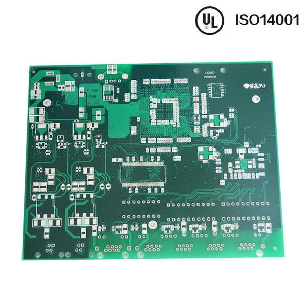 12 Layers High Tg 2.0mm PCB Printing
