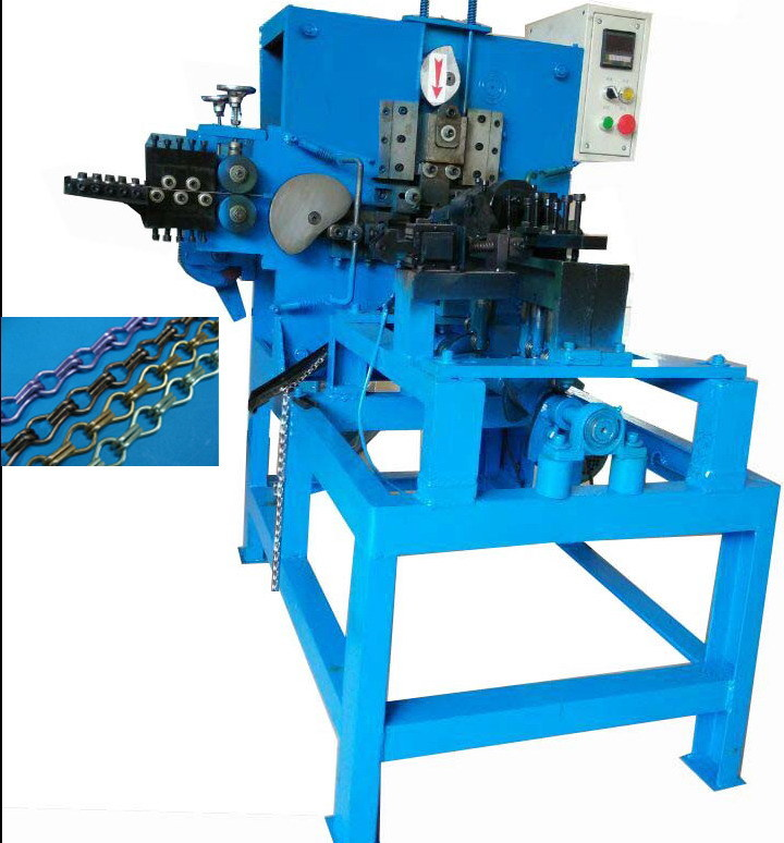 2016 Steel Chain Making Machine (GT-CM2.5)