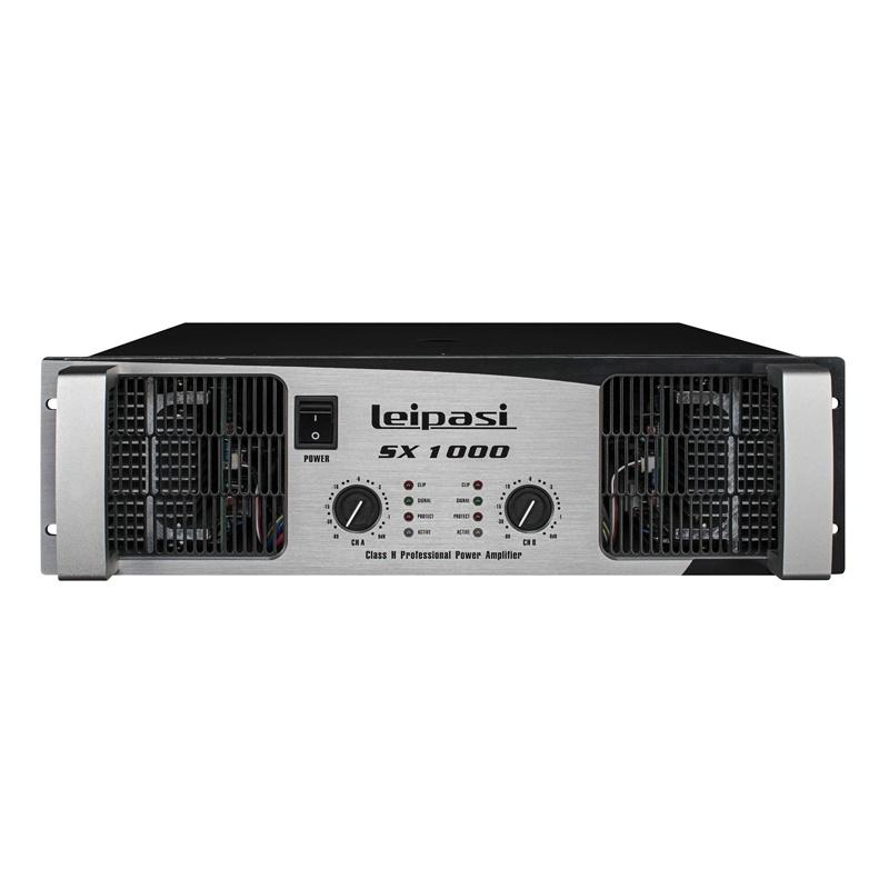Strong Circuit Power Amplifier Sx 3000 (1500wx2 8 Ohms)