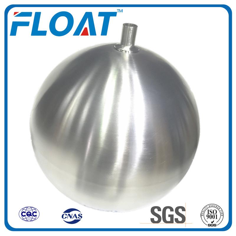 304 Stainless Steel Ball Thread Float Ball for Float Diameter 400mm