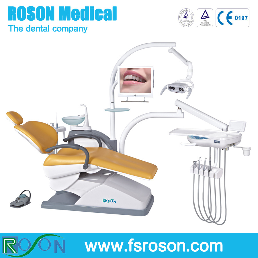 Hot Selling Dental Unit Dental Equipment with CE, ISO (KLT6210-N1)