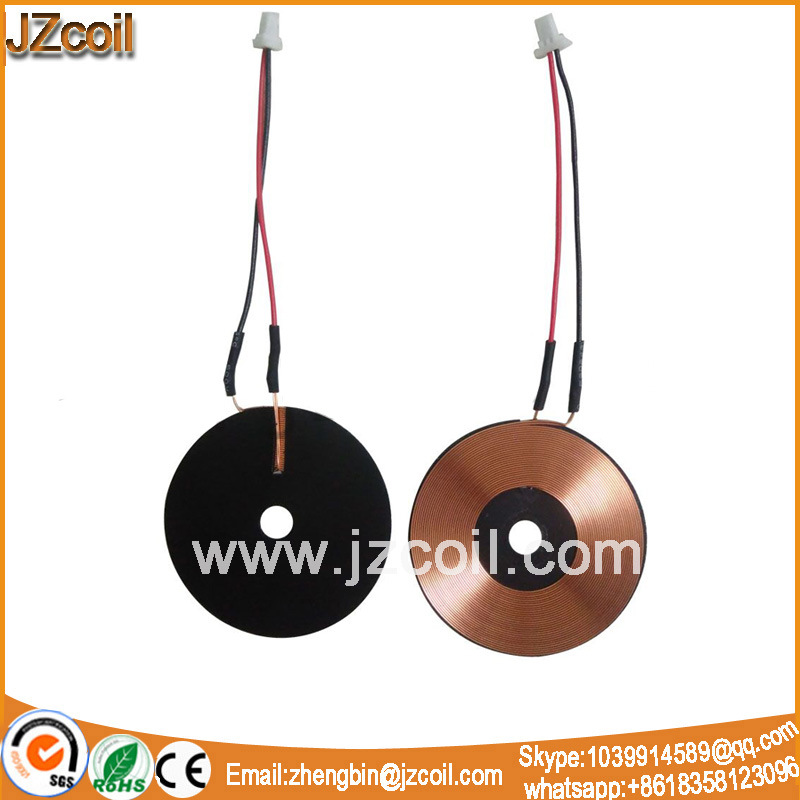 Inductor Coil Sensor Coil for Electric Toothbrush