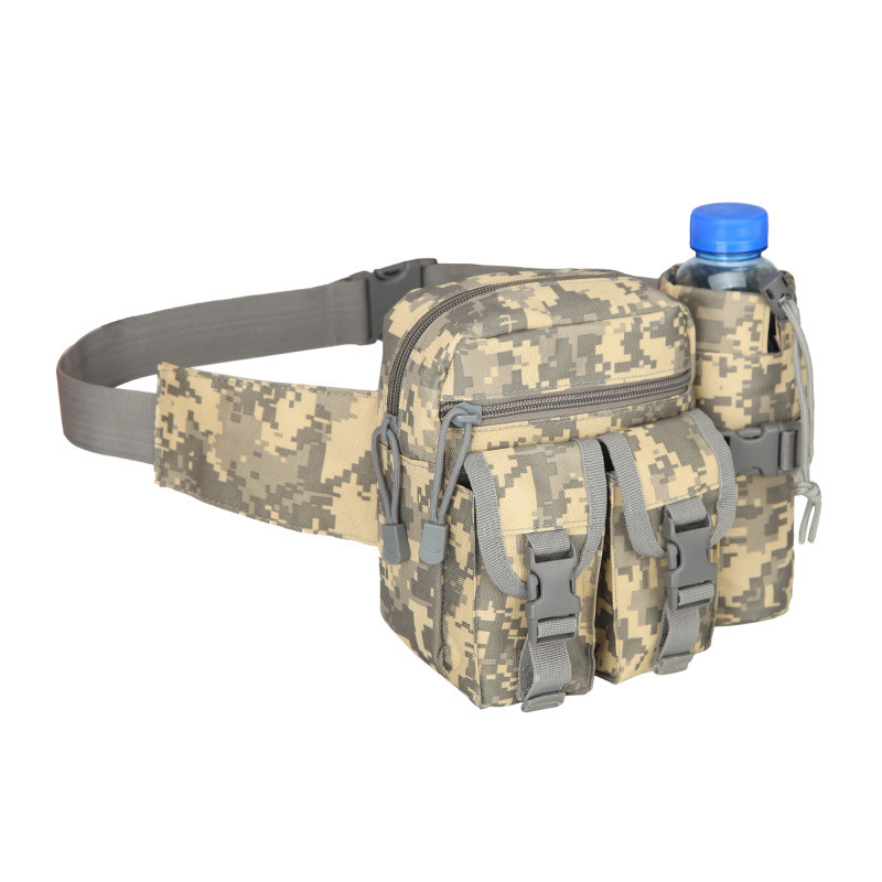 Utility Military Molle Camping Hiking Outdoor Sport Waist Bag