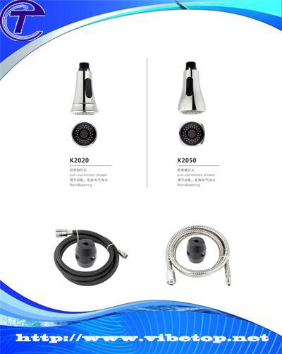 Hot Sell Chrome Plated Finish Shower Toilet Bidet Vbs-84