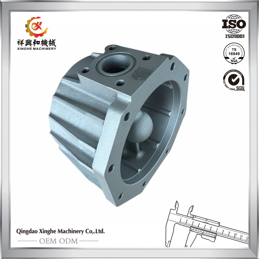 Metal Cast Aluminum Sand Casting for Machinery Parts