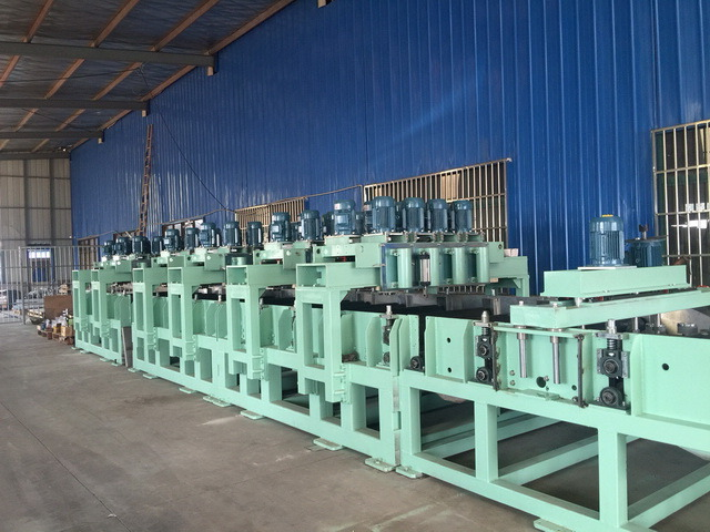 High Speed Stainless Steel Mirror Polishing /Grinding Machine