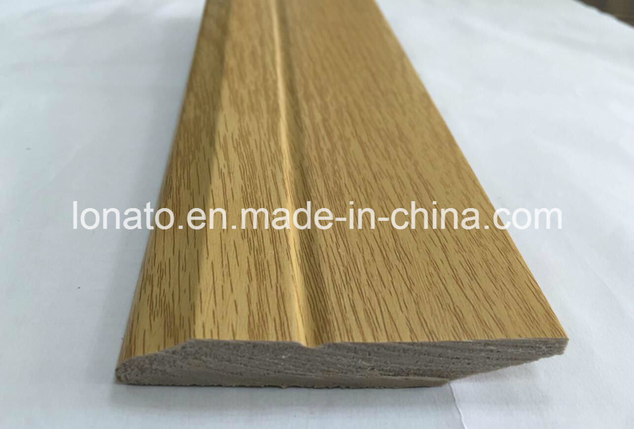 Interior Home PS Decoration Skirting Cornice with Good Quality