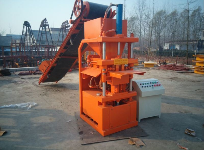 Qtj4-35 Good Price Brick Machine