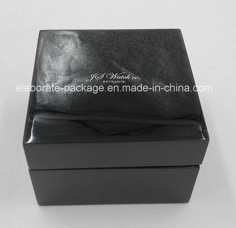 Single Wood Watch Display Box