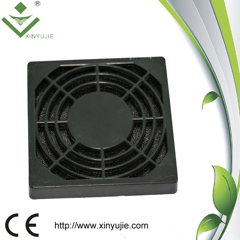 8cm 80mm Dustproof Plastic DC Fan Guard/ Grill