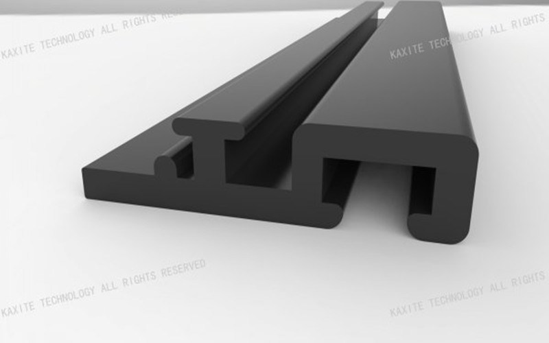 Customized Extruded Heat Insulation Polyamide Material for Aluminium Profiles