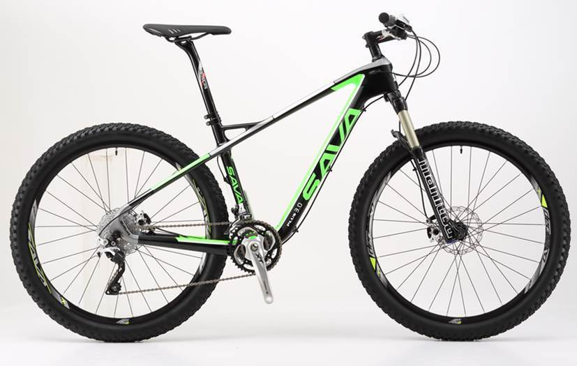27.5*17 Inch Carbon Fiber T700 MTB Mountain Bicyble