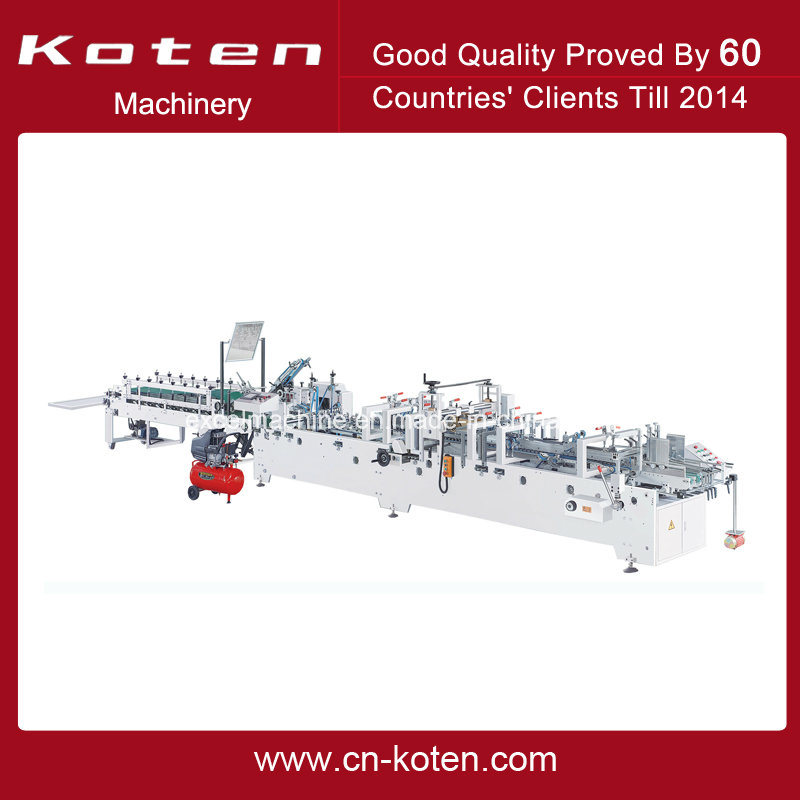 Factory Price Folding Gluing Machine