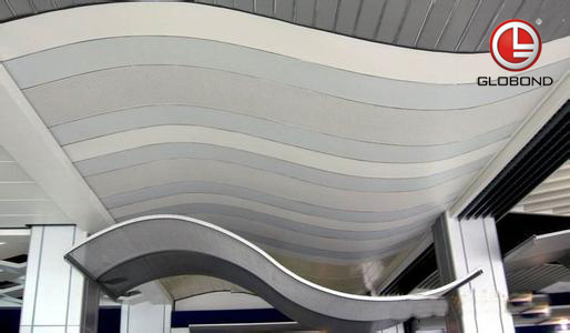 Solid Aluminum Panel for Ceiling with ISO, SGS, Ce (GL-032)