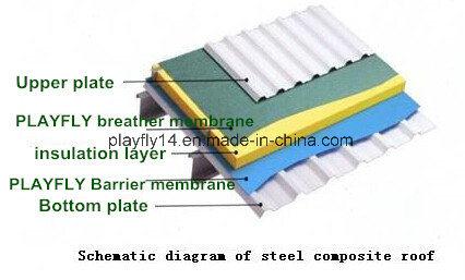 Playfly Barrier Membrane Waterproof Membrane (F-125)