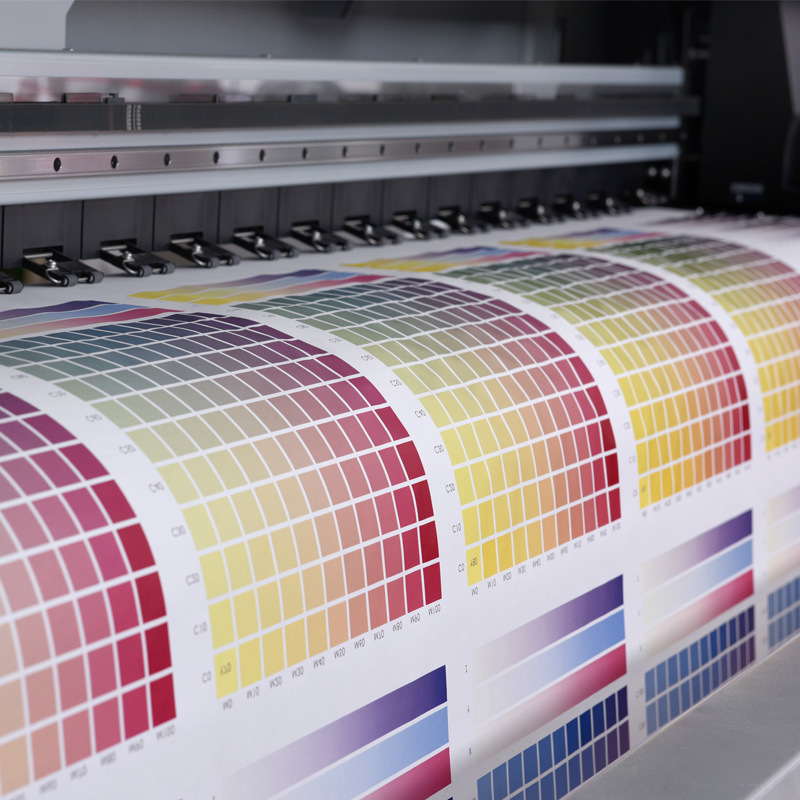 for Epson5113 Sublimation Ink Cmyk for Sublimation Printing for 40GSM/50GSM Sublimation Paper