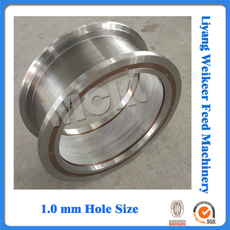 Idah Series Sinking Fish Feeds Pellet Mill Ring Die