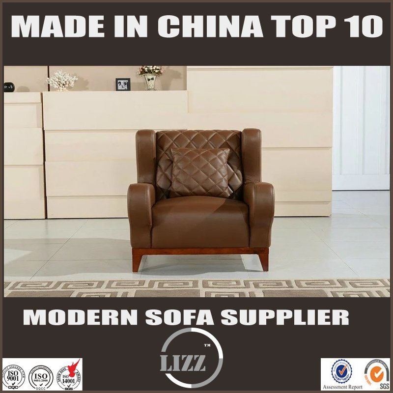 with Coffee Table Classic Leather Sofa Set