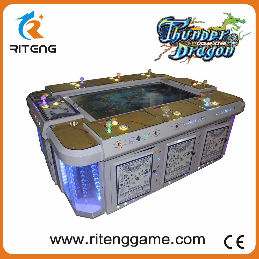 English Version Tiger Strike Fish Game Table