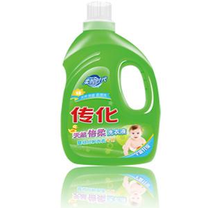 Whole Effect & Quick Rinse Detergent Laundry Liquid