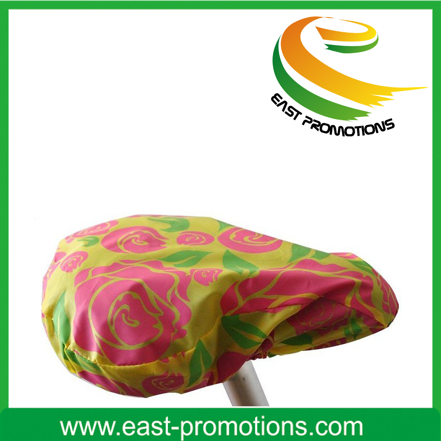 Polyester Waterproof Bike Seat Cover