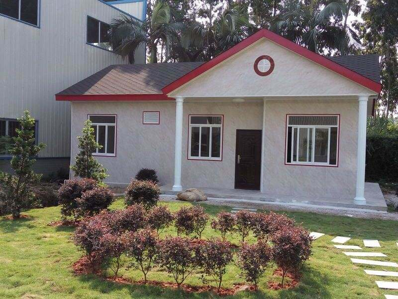 Steel Structure Stable Prefabricated Building