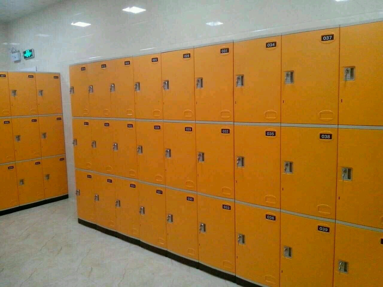 Key Locker ABS Plastic Locker Gym Locker