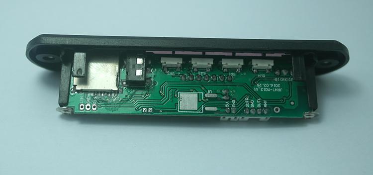 MP3 Bluetooth Speaker Decoder Board for Chip-B08