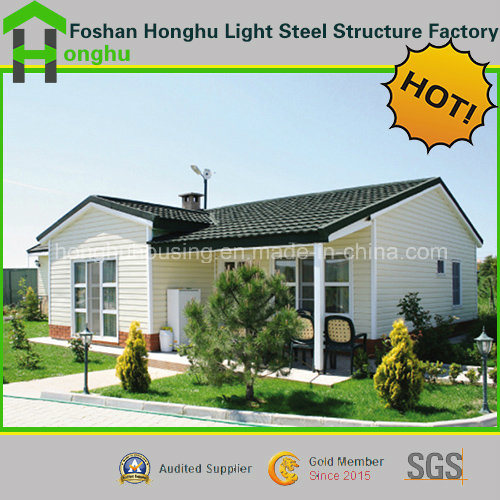Luxury Villa Prefabricated House /Container House/Home