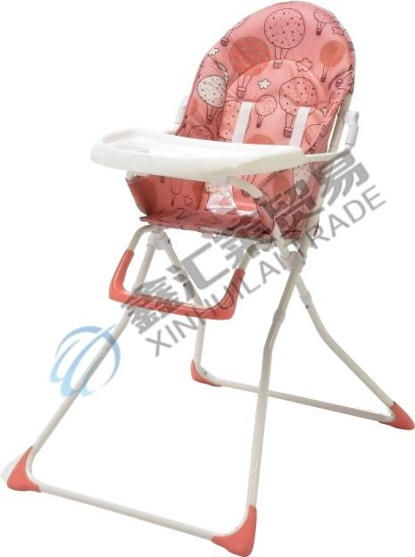 Kids Adjustabel Metal High Chair