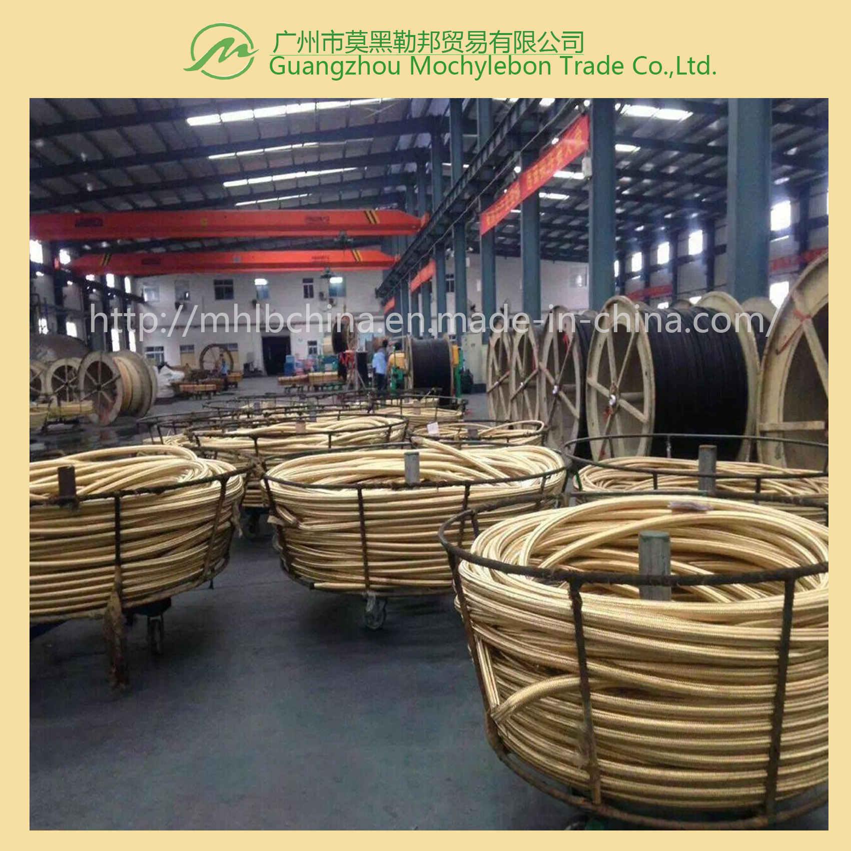 "Wire Braided Hydraulic Hose for Coal Mine (602-3B-1"")"