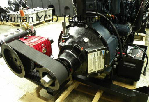 Diesel Engine + Clutch Power Assembly Package for Water Pump/Generator Set