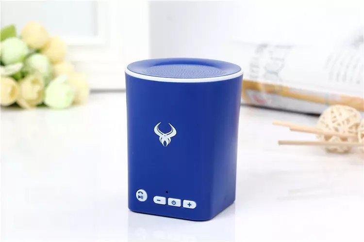 Elegant Appearance of The Bluetooth Speaker
