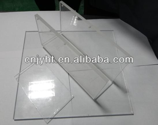 Hot Sale Acrylic Insulation Sheet with Optional Colors Customized Available