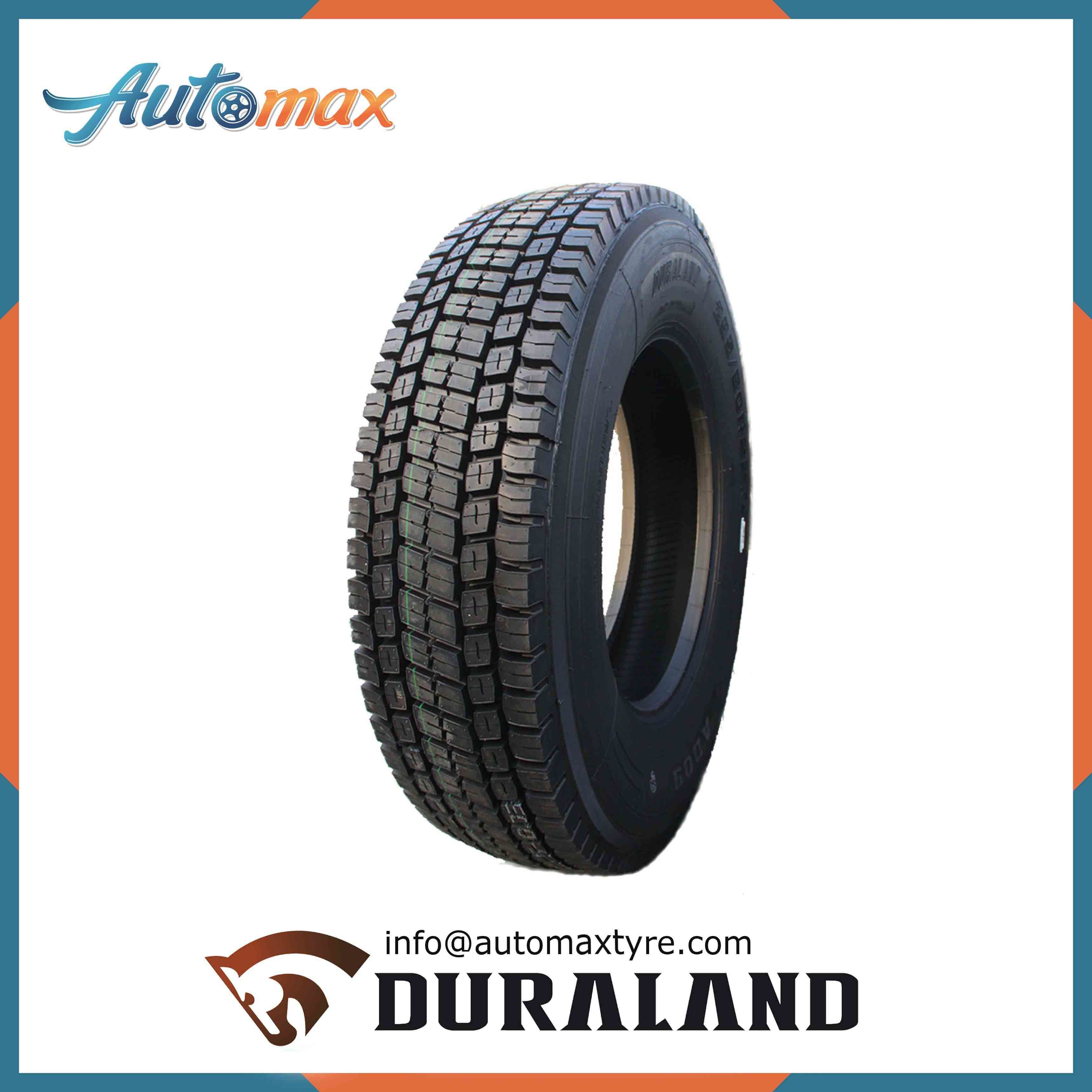 Duraland 295/80r22.5 Ad09 Radial Truck Tyre