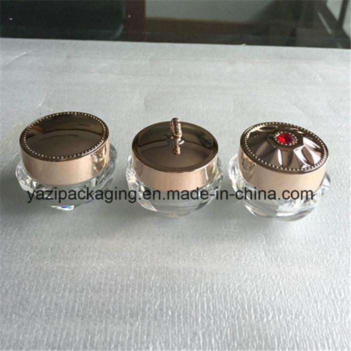 5g 10g Acrylic Cosmetic Jar Plastic Jar