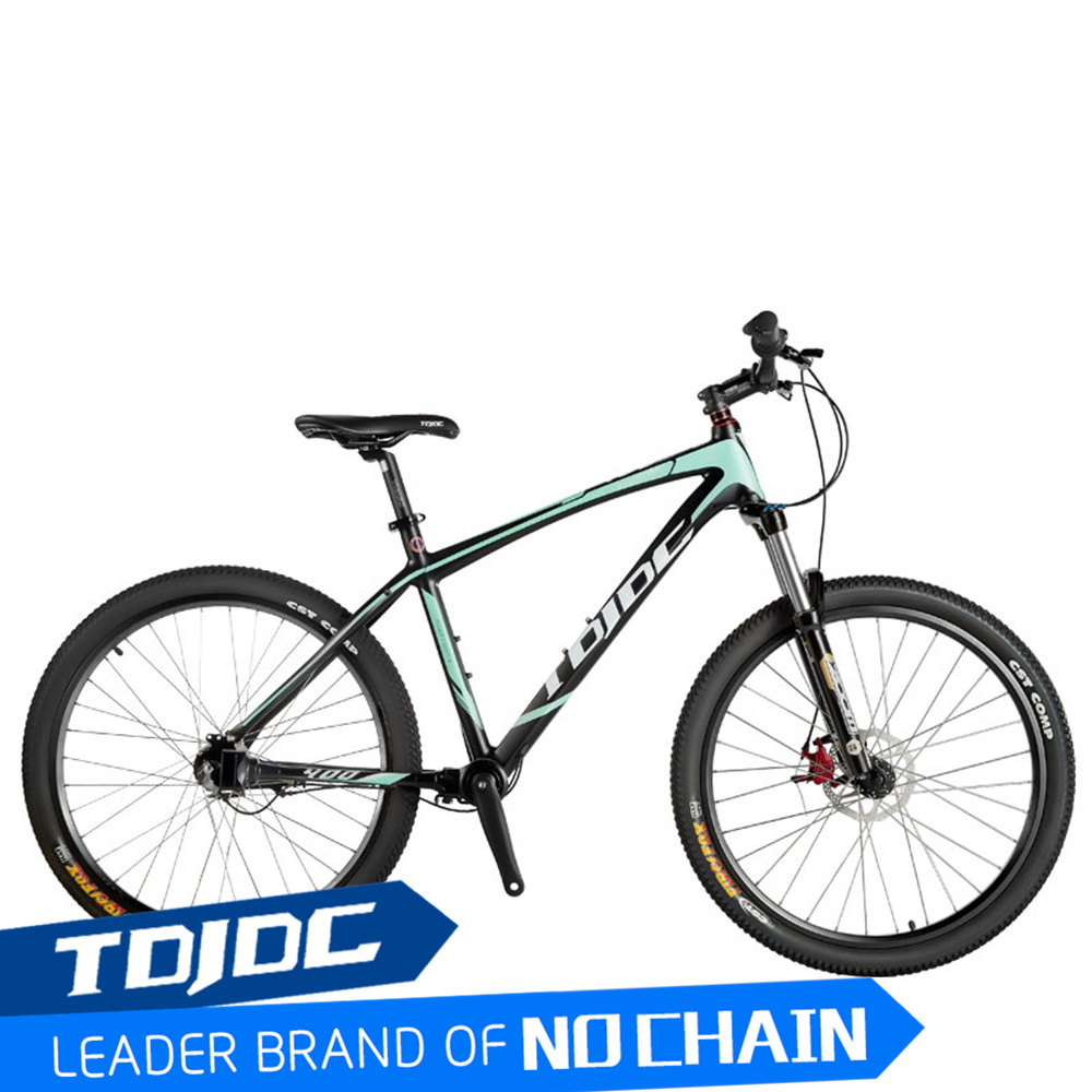 2016 Hot Sale Chainless 7 Speeds Mountain Bike with Aluminium 6061 26 Inch Wheel Shaft Drive Electric Bicycle Parts for Sale