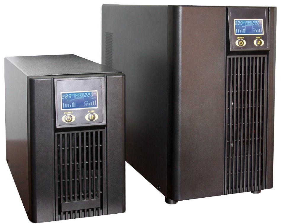 2017 Supstech Power Supply Sun-S Series High Frequency Online UPS