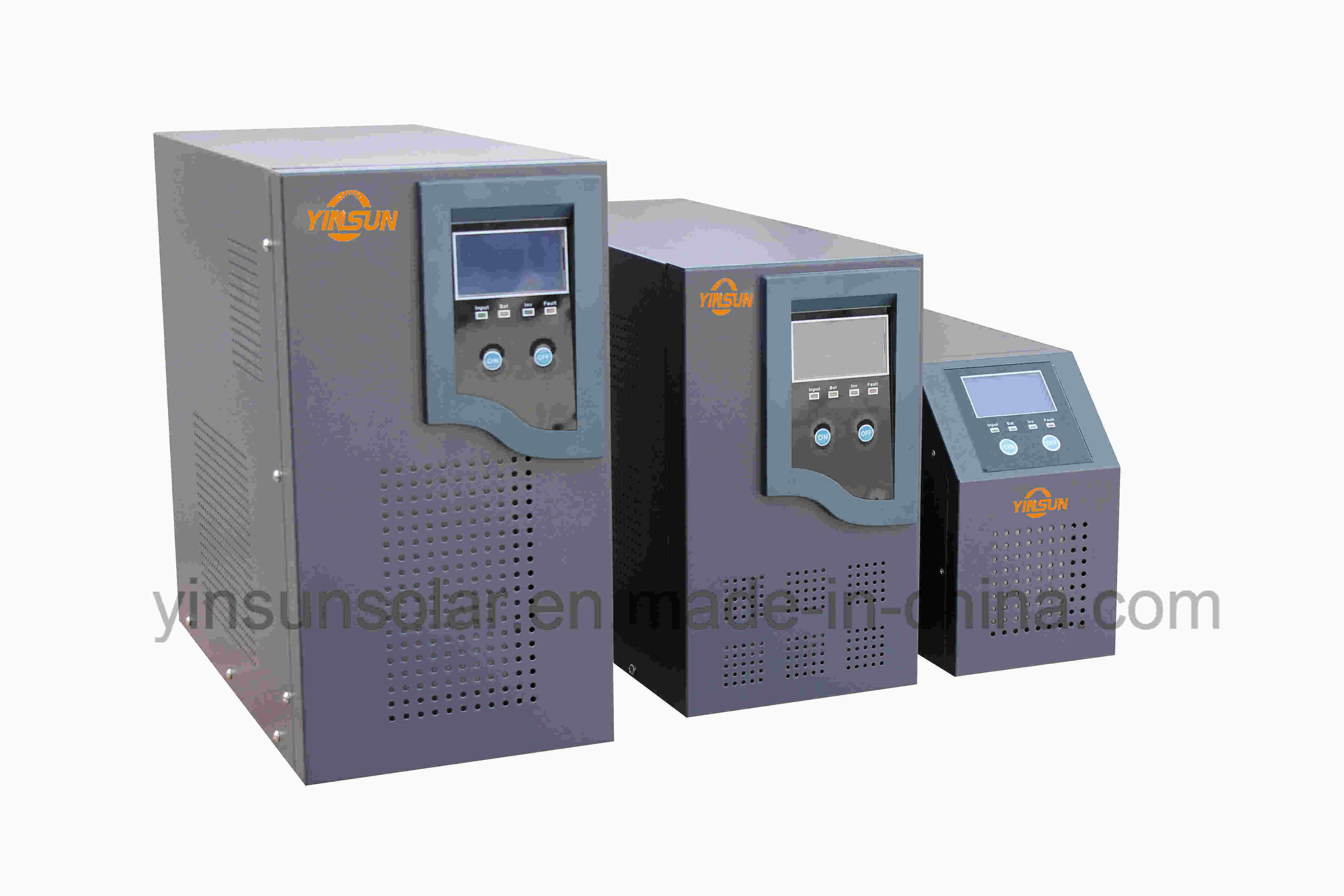 500W-12V Pure Sine Wave Power Inverter for Solar Power System