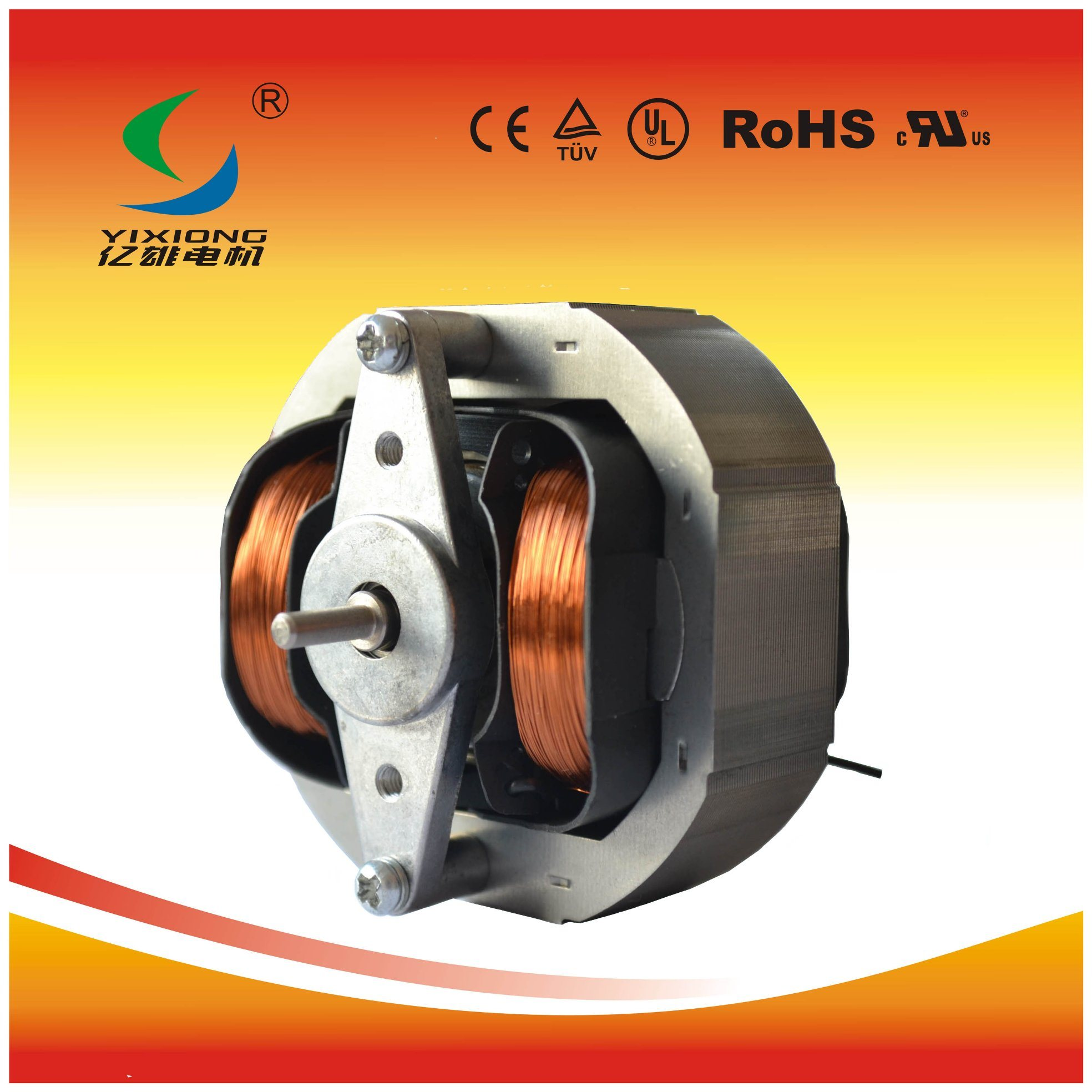 Used in Ventilation Systems Shaded Pole AC Motor