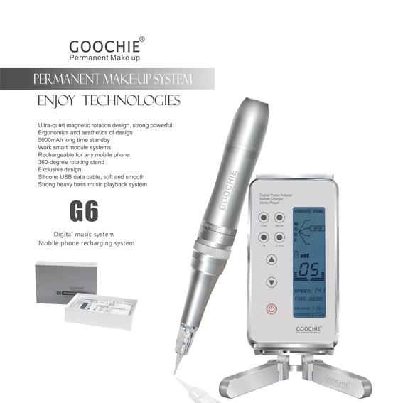 Goochie Semi Electric Peermanent Make-up Tattoo Machine