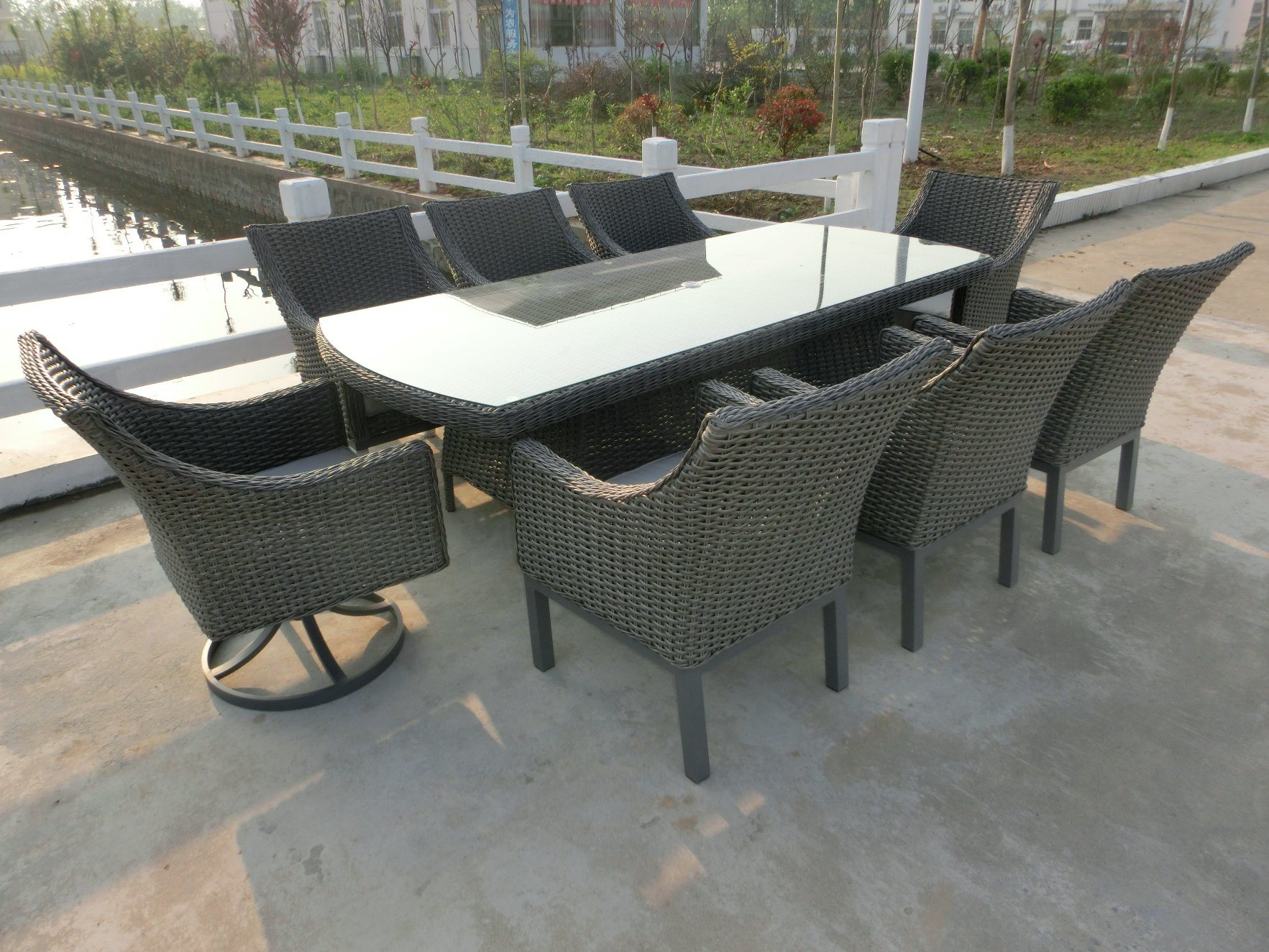 5mm Round Wicker Furniture