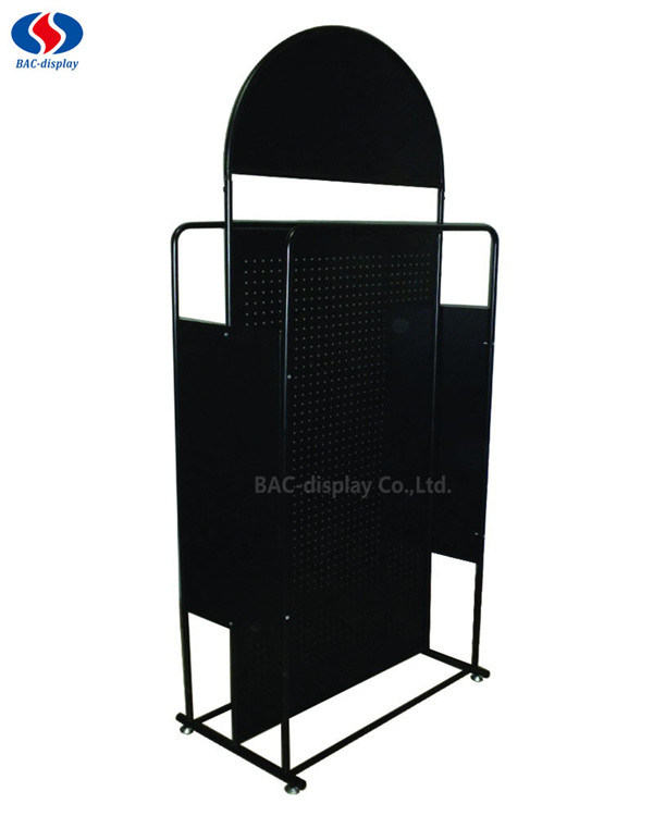 Display Stand, Metal Display Racks, Pegboard Display Stand