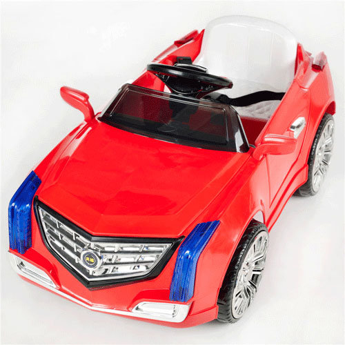 Electric Ride-on Children′s Toy Car- Remote Control Red