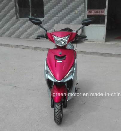 1000W Electric Motorcycle, Electric Bike (YAMAHA New Jog) with Lithium Battery