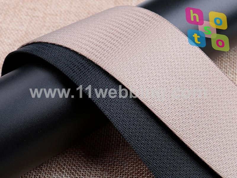 Car Safety Belt Polyester Nylon PP Webbing for Seat Belts