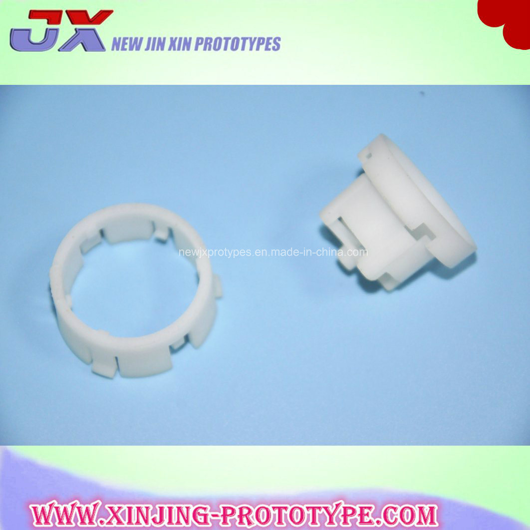 Customized Precision Machining Nylon/Acrylic/ABS/PP/HDPE/GF Plastic Products