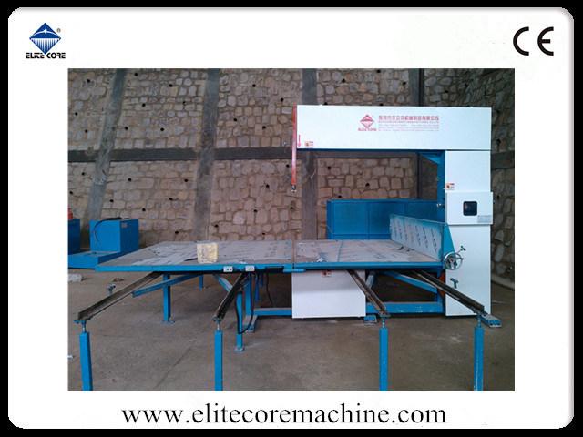 Dongguan Elitecore Manual Vertical Foam Cutting Machine
