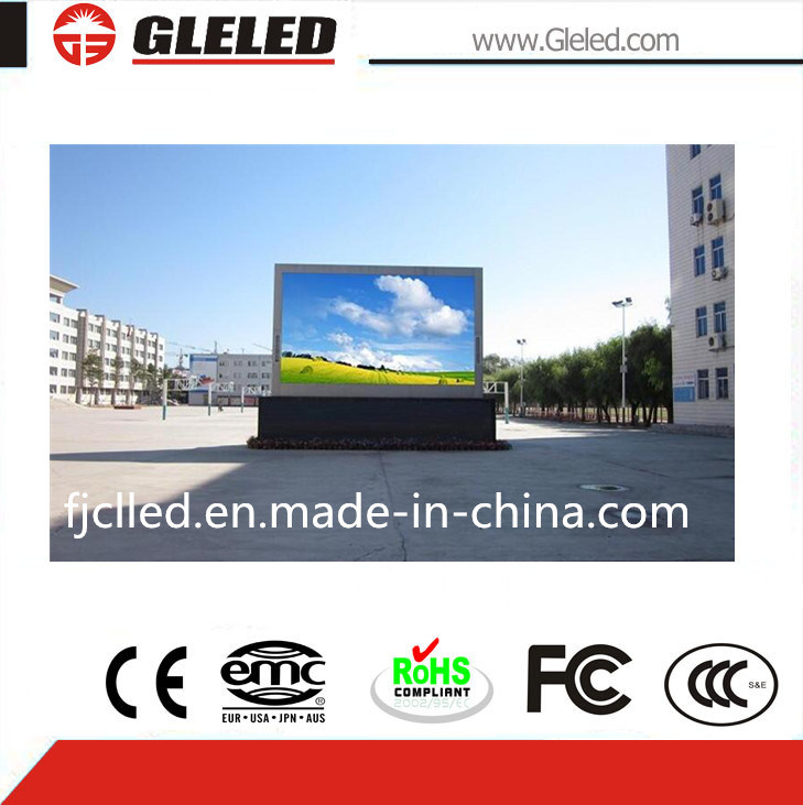 HD SMD Full Color Outdoor LED Display Module